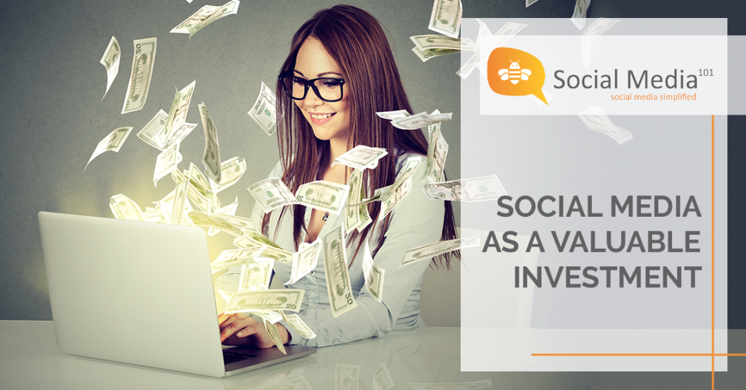 Social Media as an investment