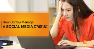 Handling, and more importantly, avoiding a social media crisis